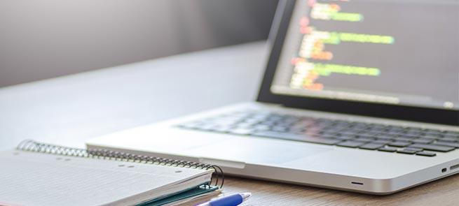 Banner Windows Software-Entwicklung