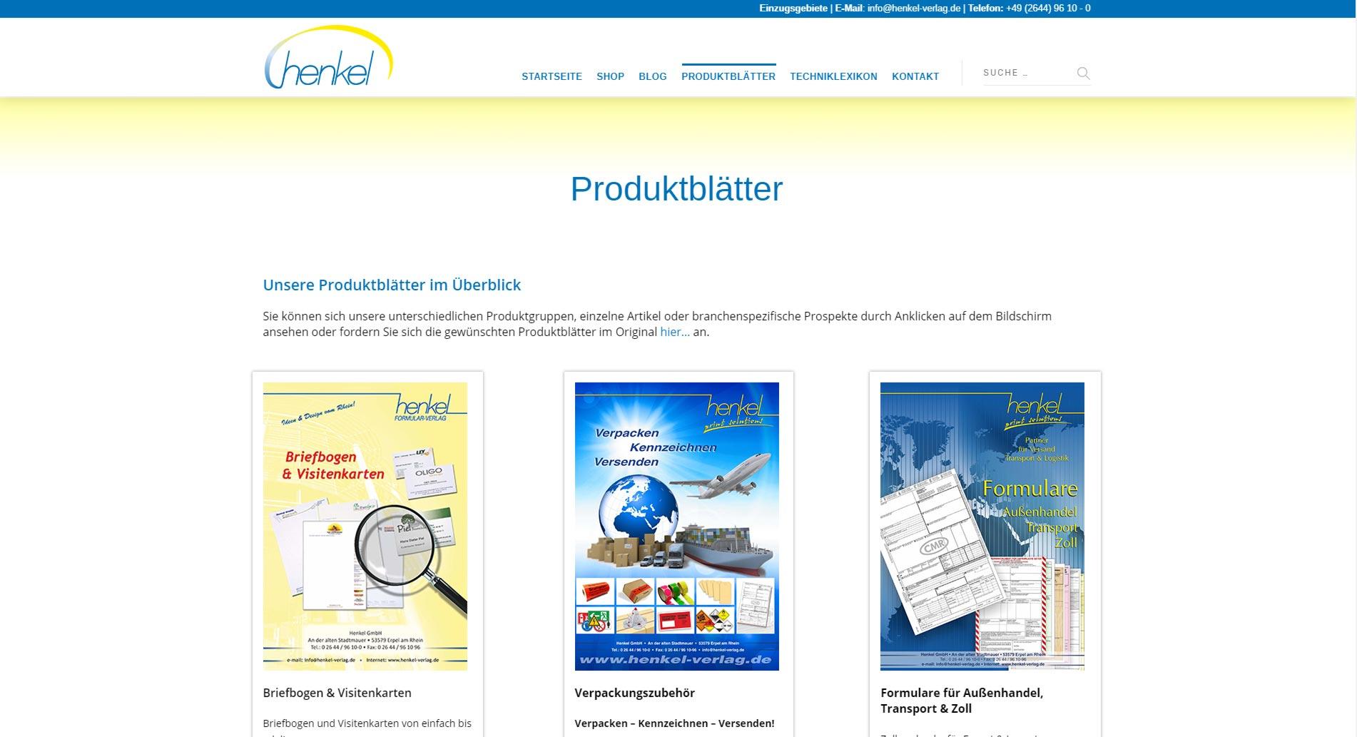 Henkel Verlag
